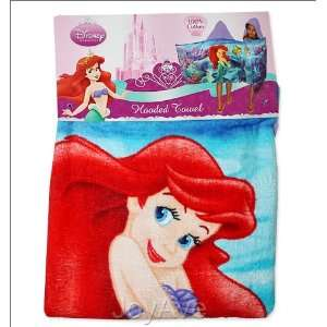 Mermaid Girl Hooded Beach Bath Pool Towel  23inx51in Everything Else
