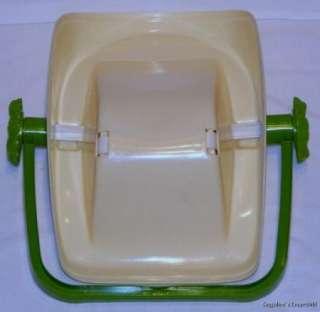 Cabbage Patch Kids Rocker/Carrier & Box Vintage 1983 3 Position Seat
