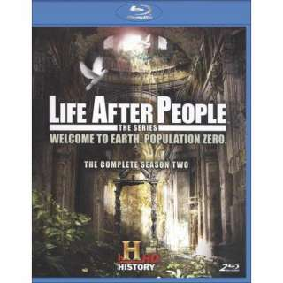 Life After People The Series   The Complete Season Two (2 Discs) (Blu