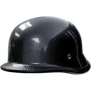 German Carbon Fiber Novelty Motorcycle Helmet Automotive