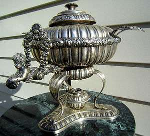 Antique Austrian Silver Samovar Tea Coffee Urn. Great English design