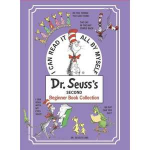 Dr. Seusss Second Beginner Book Collection, Dr Seuss