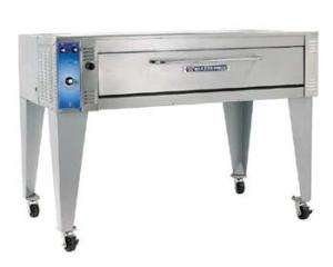 Bakers Pride Electric 3 Deck Pizza Oven, 74 Wide, NEW