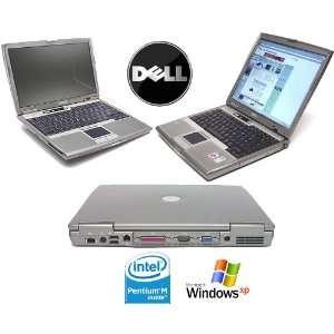 DELL D610 LAPTOP LOADED w/WINDOWS XP PRO (PENTIUM M 1.6GHz