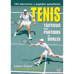 TENIS TACTICAS PARA PARTIDOS DE DOBLES (9788479026820