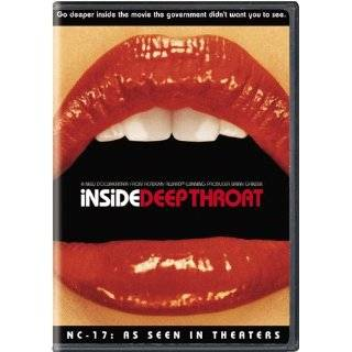 Inside Deep Throat   Theatrical NC 17 Edition DVD ~ Linda Lovelace