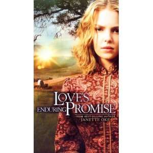 Loves Enduring Promise [VHS]: January Jones, Logan