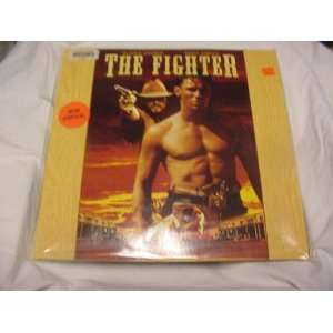 Laserdisc The Fighter with Marc Singer, Olivier Gruner, R