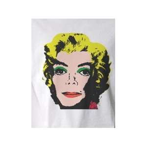Michael Jackson Marilyn Monroe   Pop Art Graphic T shirt