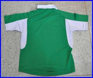 NWT RWC Ireland Irish Rugby Union Jersey Shirt Home Free Ship