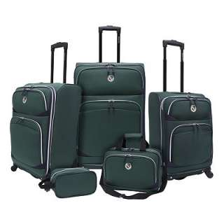 Beverly Hills Country Club San Vincente 5 pc. Luggage Set