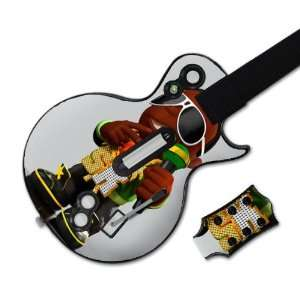 Les Paul  Xbox 360 & PS3  Sean Kingston  Character Skin: Video Games