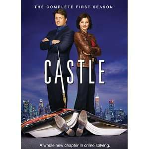 Complete First Season Stana Katic, Nathan Fillion, na Movies & TV