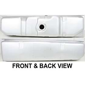 New Rear Fuel Tank Silver Chevy Truck Chevrolet C1500 98 97 96 95 94