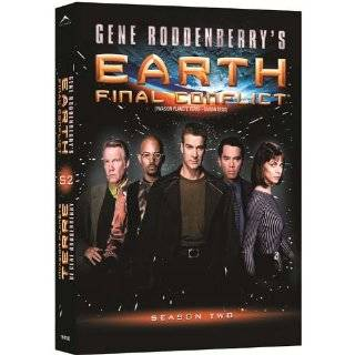 Earth   Final Conflict   Season 2 (Boxset) ( DVD   2010)
