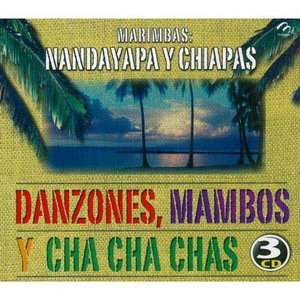 Mambos Y Cha Cha Chas (3 Disc Box Set), Various Artists   Mambo Latin