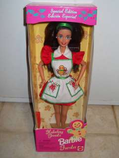 Barbie Doll Holiday Treats Barbie Fiesta 97 NRFB
