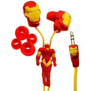 IRON MAN CLASSIC EARBUD iPods &  Players