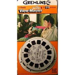 View Master 3 D Reels   Gremlins Everything Else