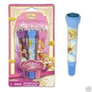 Disney Princess Rolling 3pk Stamper / Markers {nip}