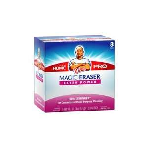 MR. CLEAN Home Pro Extra Power Magic Eraser (Set of 8