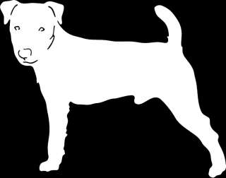 VINYL STICKERS DECALS, DOGS, YOUR BEST FRIEND, MANY BREEDS OF DOG