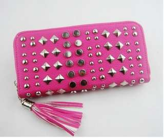 brand new lady women fashion hand bag long Clutch Purse Wallet free