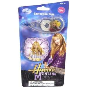 : Hannah Montana 1 Pack Correction Tape Case Pack 72: Office Products
