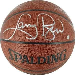 NBA Boston Celtics Larry Bird Autographed Indoor/Outdoor
