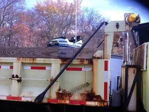Adjustable Electric Tarper Automatic Dump Truck Body Bed Box