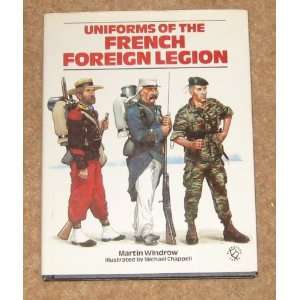 Uniforms of the French Foreign Legion, 1831 1981