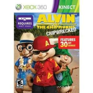 New   Alvin and the Chipmunks 360K by Majesco   1749
